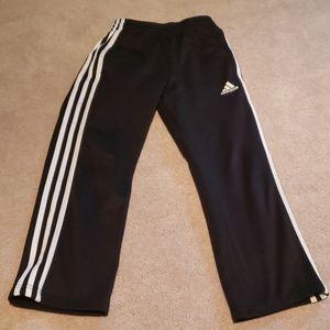 Boys Adidas Sweatpants Size 8